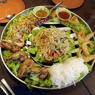 เมนูของร้าน Thai Grill ประเสริฐทองวิลล์