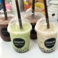 เมนูของร้าน CHINCHA ชานมไข่มุกตักเอง เดิมบางนางบวช