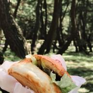 เมนูของร้าน Karatsu Burger