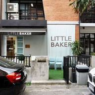 หน้าร้าน Little Baker Cafe and Studio