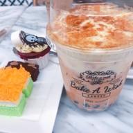 เมนูของร้าน Bake a wish Japanese Homemade Cake เซ็นทรัลเวิลด์