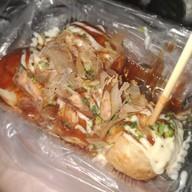 เมนูของร้าน marui takoyaki