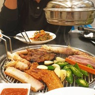 เมนูของร้าน NAMSAN GRILL Korean BBQ & Buffet The One Pattaya