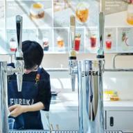 บรรยากาศ Eureka Coffee Tap Chongnonsi ช่องนนทรี