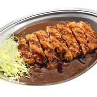 ข้าวแกงกะหรี่หมูคุโรบุตะ