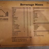 เมนู Smart's house coffee steak