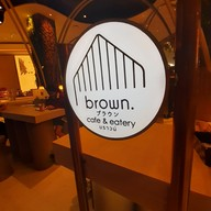 Brown Cafe&eatery Icon  Siam