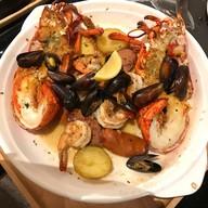 เมนูของร้าน Lobster & More เดอะคริสตัล รามอินทรา