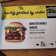 เมนู TEDDY's Burgers Sukhumvit 49