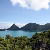 บรรยากาศ อุทยานแห่งชาติหมู่เกาะอ่างทอง