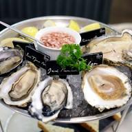 เมนูของร้าน The Dock Seafood Bar สยามพารากอน