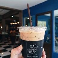 เมนูของร้าน Map Café