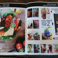 เมนู The Berry Arm Cafe
