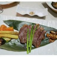 เมนูของร้าน Wagyu Samurai Restaurant สุขุมวิท