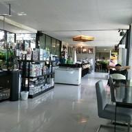 บรรยากาศ Caffe'ine Premium