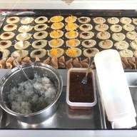 ขนมโตเกียวแบแม ตลาดโต้รุ่งปัตตานี (เจ้าเก่า)