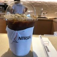 เมนูของร้าน Nescafe Hub  BTS สนามกีฬาฯ