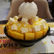 เมนูของร้าน Sulbing Korean Dessert Cafe Central Plaza Pinklao