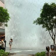 The Rain Vortex @jewel น้ำตกในห้าง
