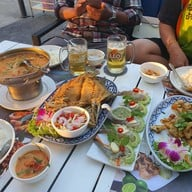 เมนูของร้าน Mint River&Restaurant สระบุรี