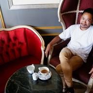 บรรยากาศ EP's Cafe Patisserie กระบี่