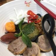 เมนูของร้าน Bar Mee (by Chef Willment) Cuisine