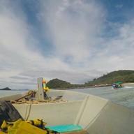 บรรยากาศ เกาะพิทักษ์