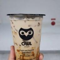 เมนูของร้าน OWL CHA วังหลัง