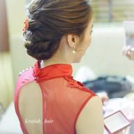 Krajiabmakeup ช่างเเต่งหน้าทำผมเจ้าสาวปทุมธานี เเต่งหน้าทำผมไปงาน