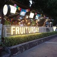 หน้าร้าน Fruiturday นิมมานเหมินทร์–ศิริมังคลาจารย์