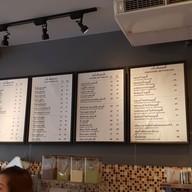 เมนู Hom Krun Coffee สถาบันเอไอที