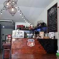 บรรยากาศ Bear cafe