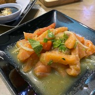 เมนูของร้าน Shinkai Premium Sushi Bar เจอารีนา ราชพฤกษ์