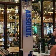 เมนูของร้าน Chilling House Cafe'