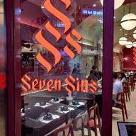 หน้าร้าน Seven Sins Terminal 21 พัทยา