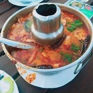 เมนูของร้าน ร้านอาหาร บ้านชานกรุง มีนบุรี