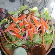 เมนูของร้าน One Tea Cafe กาญจนบุรี