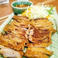 เมนูของร้าน Steak Lao ถนนอุดมสุข