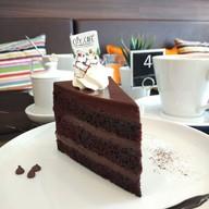 เมนูของร้าน City Cafe' coffee and bakery