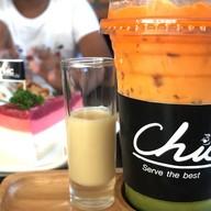 เมนูของร้าน Chic Cafe