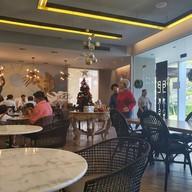 บรรยากาศ BluRista Cafe
