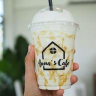 เมนูของร้าน Anna's Cafe