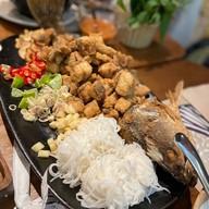 เมนูของร้าน กับข้าว'กับปลา (kubkao'kubpla) The Promenade