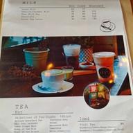เมนู N10 Cafe โรงแรมบ้านวังหลัง ริเวอร์ไซด์