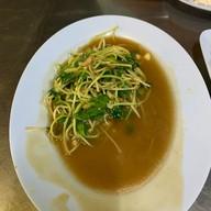เมนูของร้าน ข้าวต้มริมสระเจ้าแรกเมืองทองธานี เมืองทองธานี