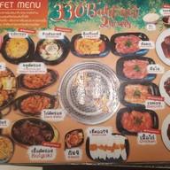 เมนู SALANG Korean BBQ Buffet Restaurant ถนนพญาไท