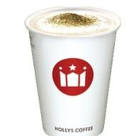 เมนูของร้าน Hollys Coffee อาคารสยามกิตติ์