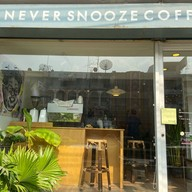 Never Snooze Coffee