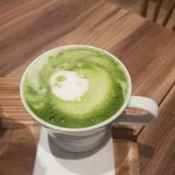 เมนูของร้าน nana's green tea bangkok