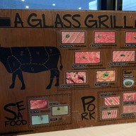 A GLASS GRILL